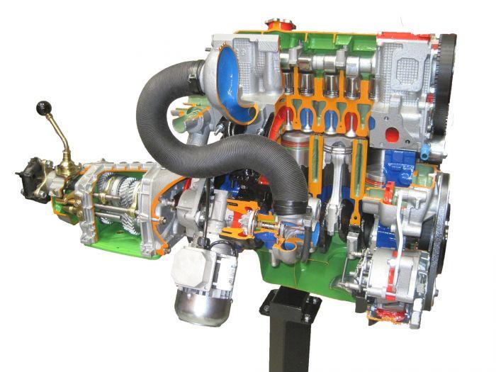 n98-nd6070-turbo-diesel-engine-transparent01_1 Как увеличить наддув турбины на дизеле?